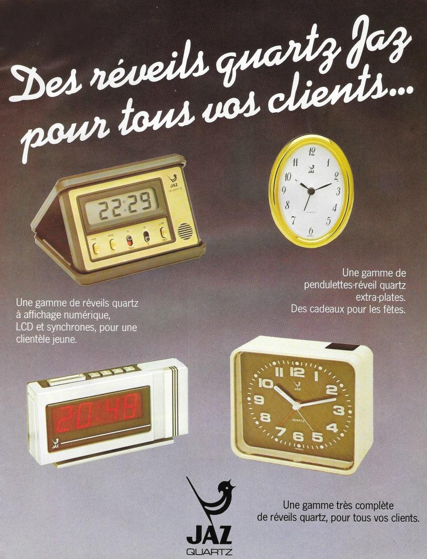 1982 HBJO de France n°3 Janvier Février 1982