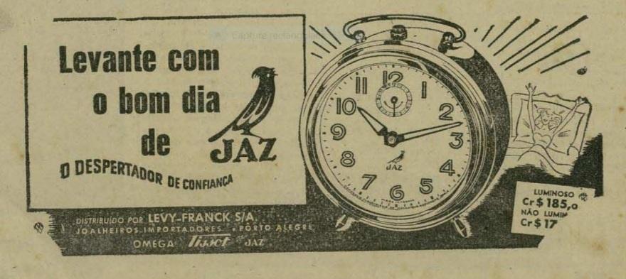 brazil Décembre 1947 bis