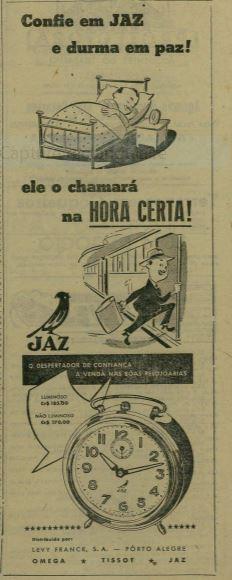 brazil juin 1948 pub Levy Frank