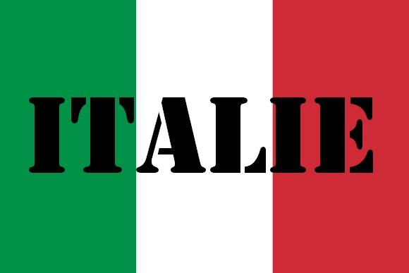 drapeau italie
