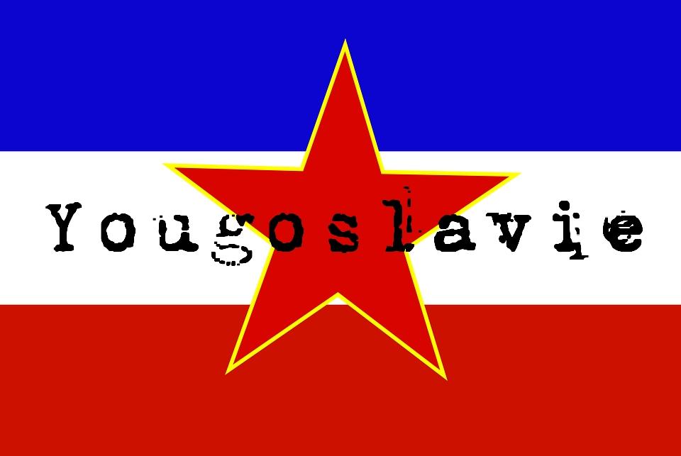 drapeau yougo