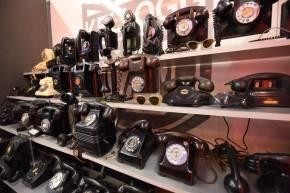 zimmermann téléphones en bakélite