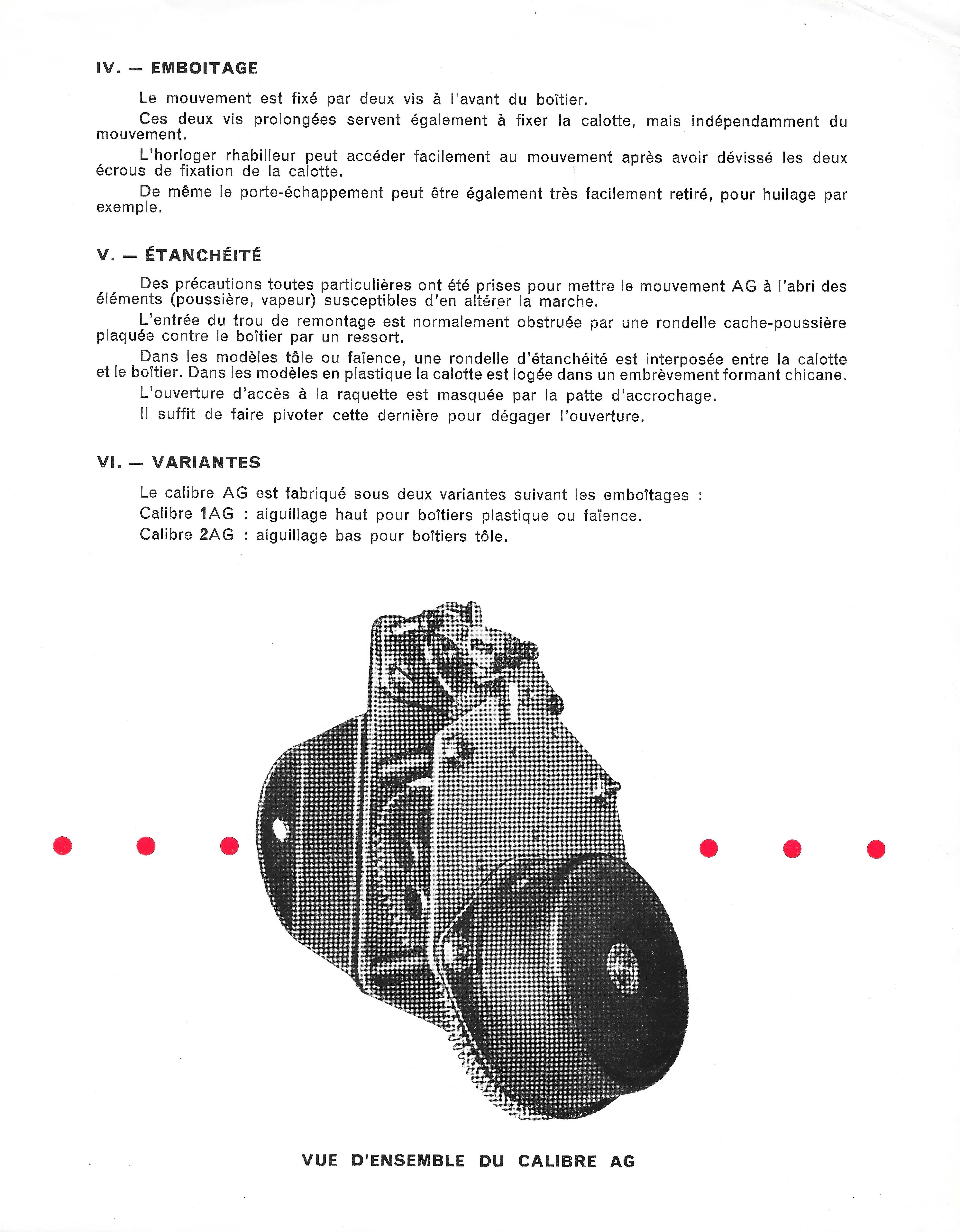 calibre AG suite Jazette 37 juillet 1956 page 3