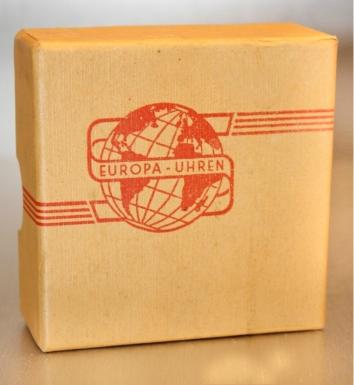 europa boîte