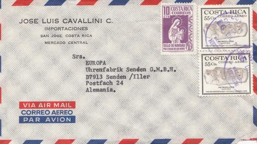 Europa courrier