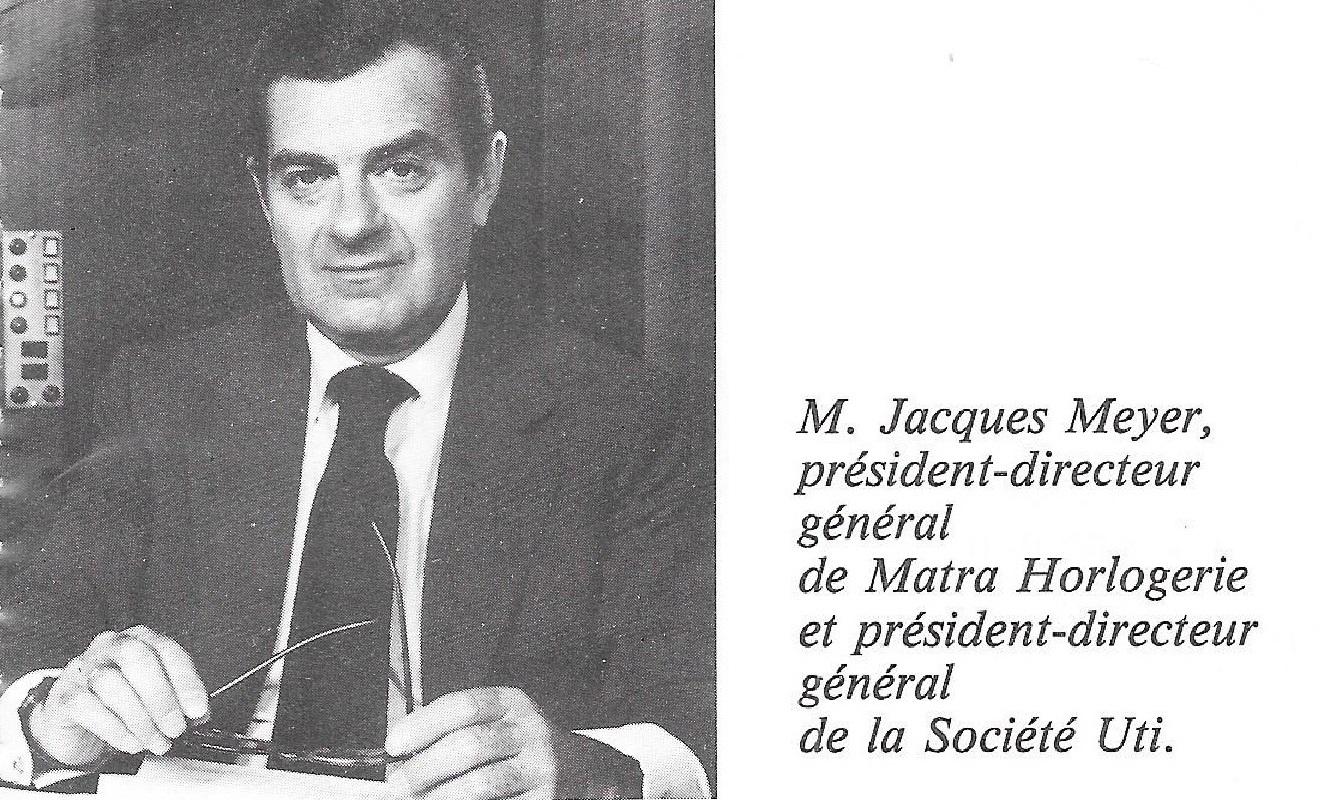 meyer La France Horlogère n°432 avril 1982 page 71