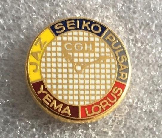 pin's CGH