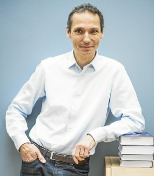 Laurent Gounelle un écrivain dont les livres réconfortent.