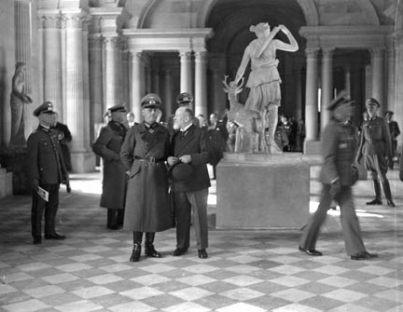 Louvre-Guerre-42 Von runstedt auLouvre