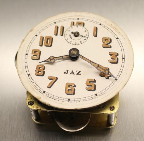 modic Mars 1926 à répétition cadran