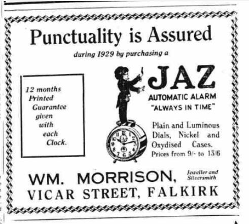 1925 janv 26 the falkirk herald