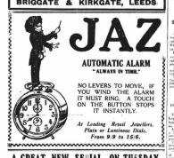 1925 nov 25 Yorshire Evening Post