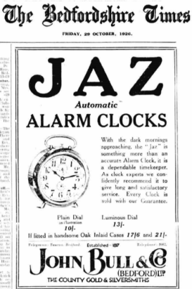 1926 29 février Bedfordshire Times