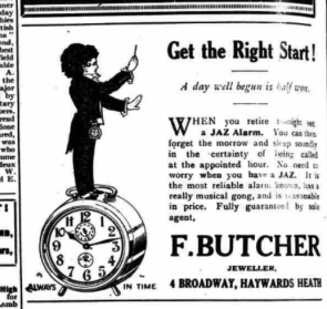 1928 nov 6 The mid sussex Times