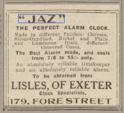 1931 mars 13 western times