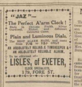 1931 mars 6 the Devon and Exeter Gazette