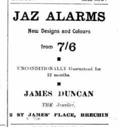 1939 avril Brechin Advertiser detail