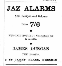 1939 avril Brechin Advertiser detail