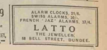 1949 sept 27 Dundee evening Telegraph