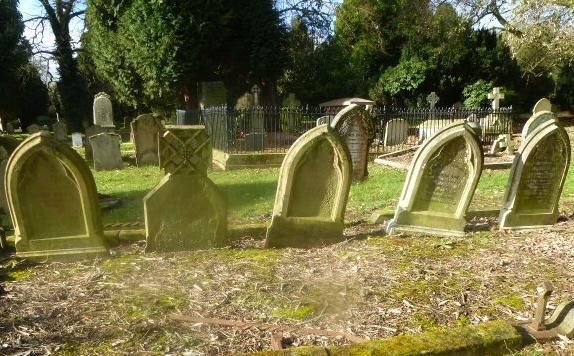Bull-Grave