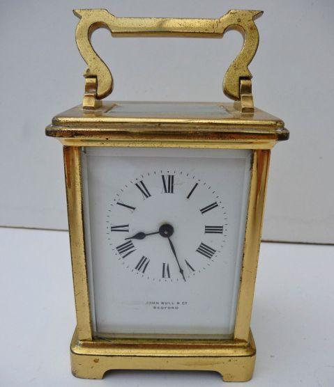 John Bull clock