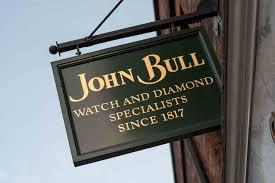 john bull pancarte