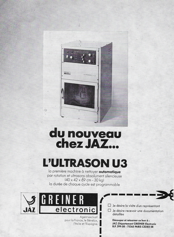 La France Horlogère n°380 Juillet Août 1977