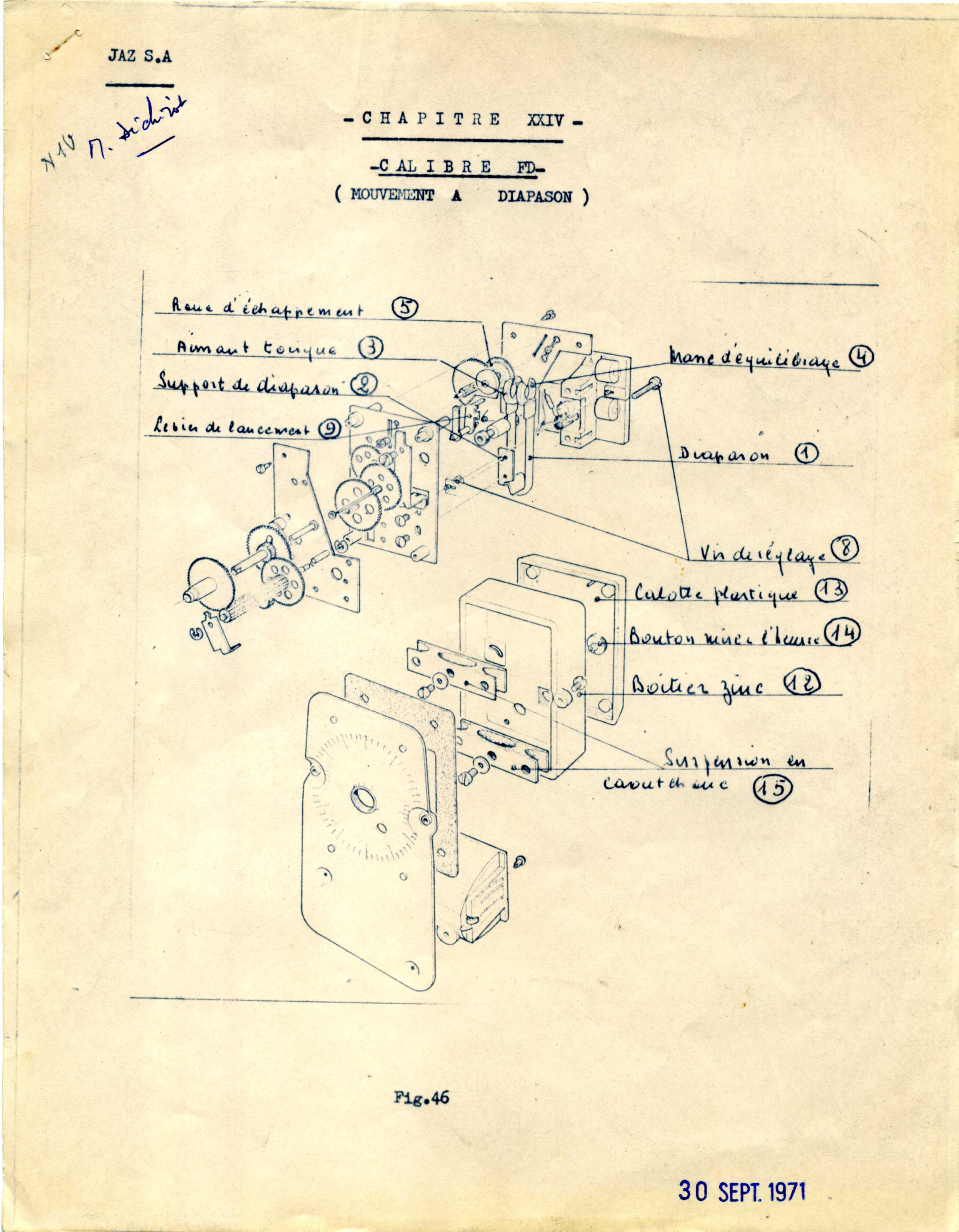 calibre diapason001