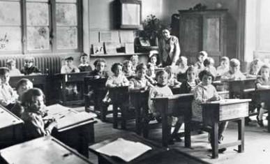 georges en classe