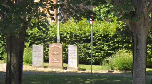 monument Pozzi à Sannois