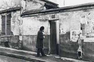 pérec rue villin circa 1974