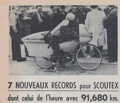 scoutex record