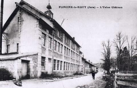 usine château
