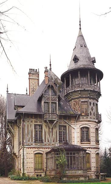 Villa-Collin-a-Fourqueux