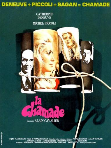 affiche chamade