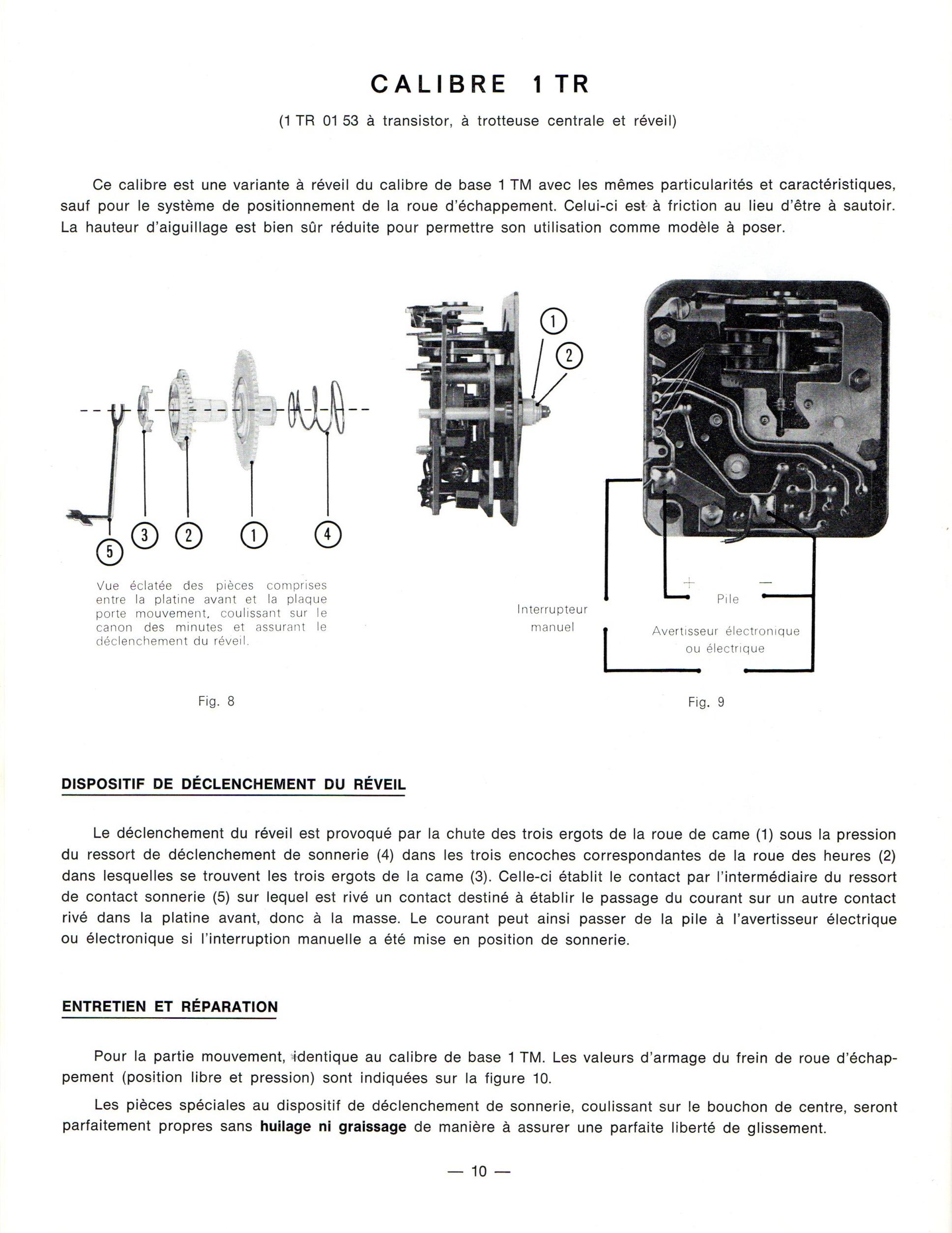 Jaz électronique et électrique TM Sm et dérivés 1973 page 10