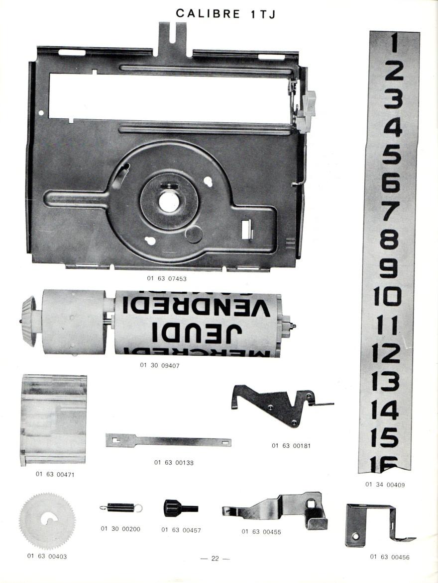 Jaz électronique et électrique TM Sm et dérivés 1973 page 22