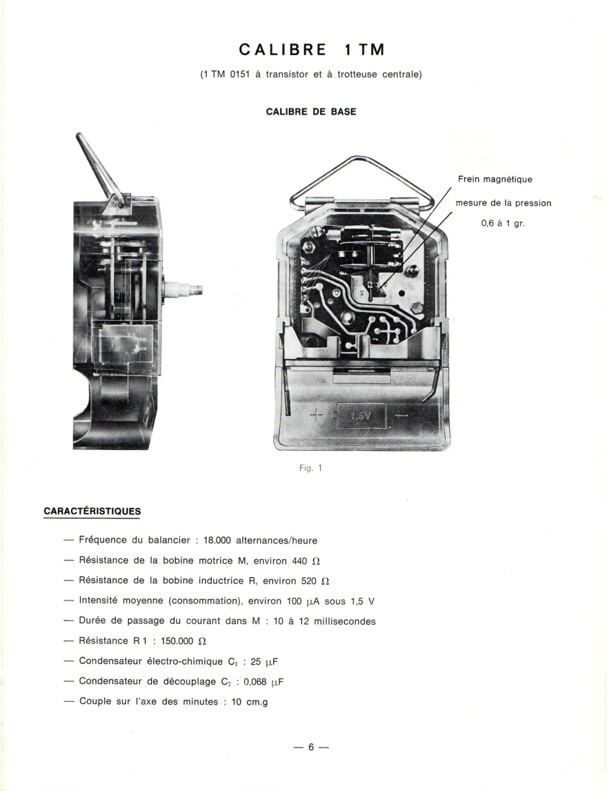 Jaz électronique et électrique TM Sm et dérivés 1973 page 6