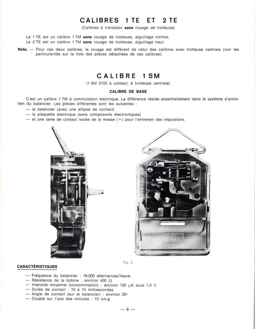Jaz électronique et électrique TM Sm et dérivés 1973 page 8