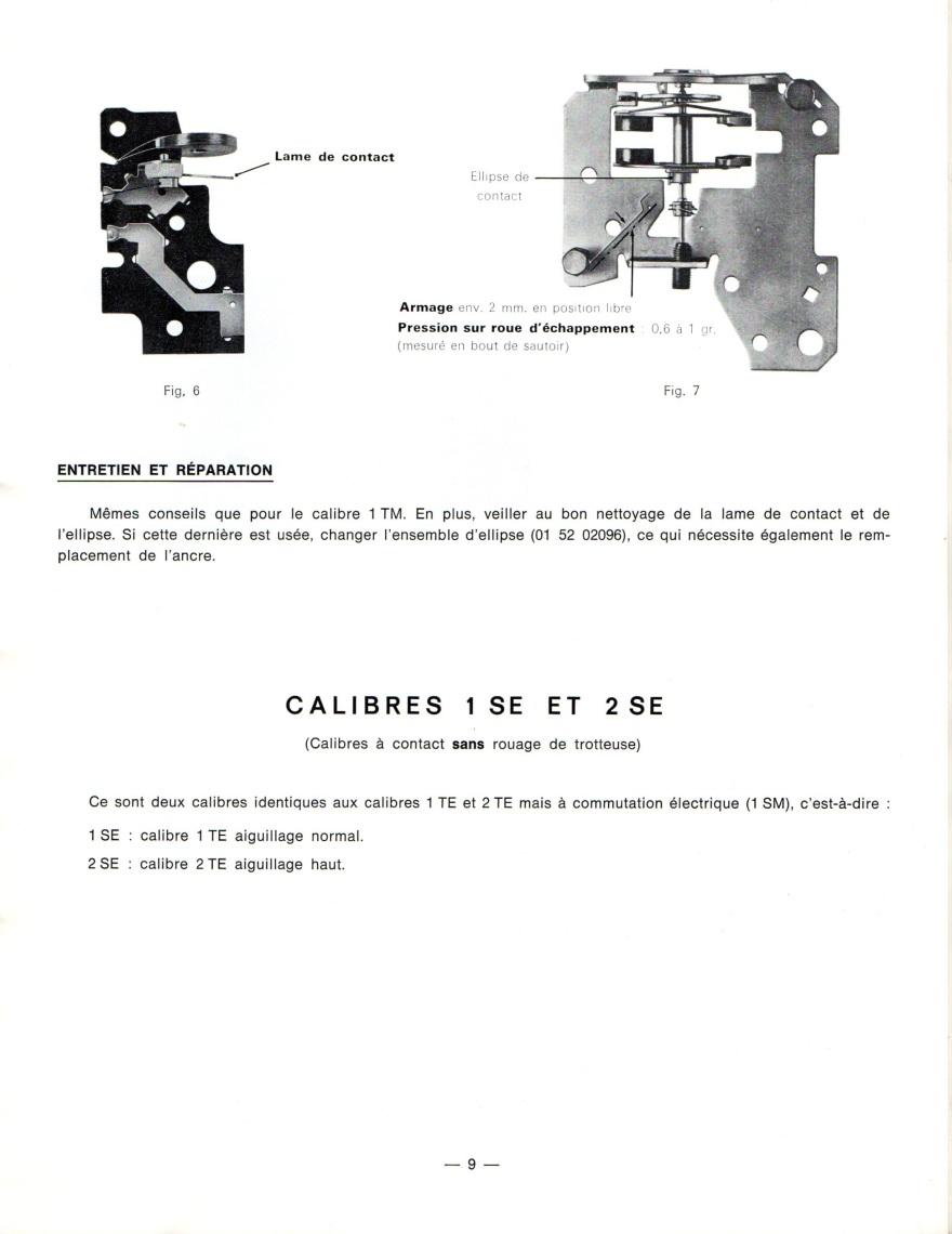 Jaz électronique et électrique TM Sm et dérivés 1973 page 9