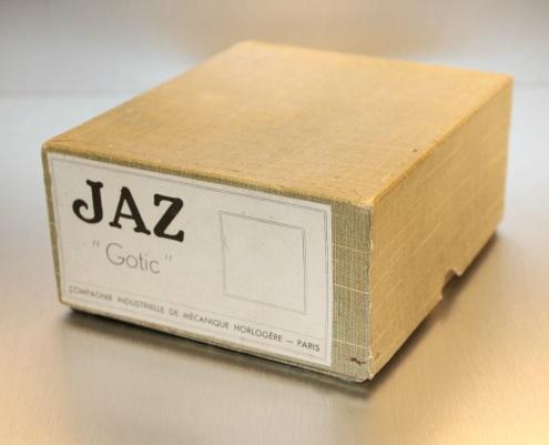 1931 Gotic boîte