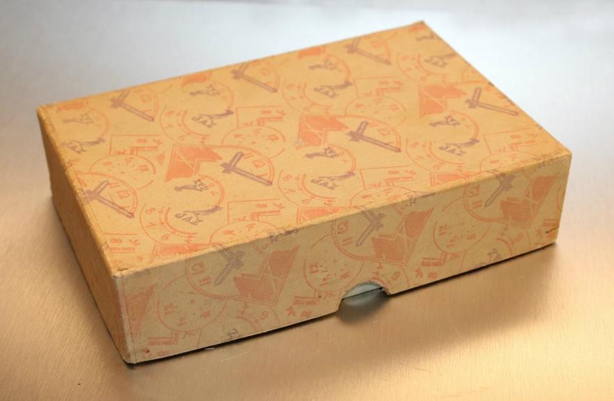 1950 boîte Nervic tranche