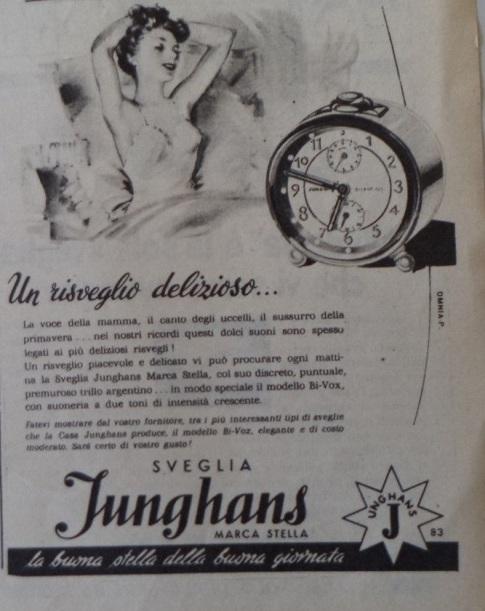 dormeuse 1953 junghans