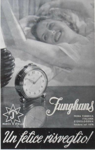 La dormeuse 1939-Junghans