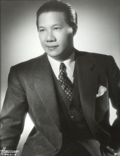 Harcourt Bao Dai