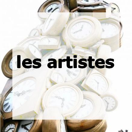 les artistes logo