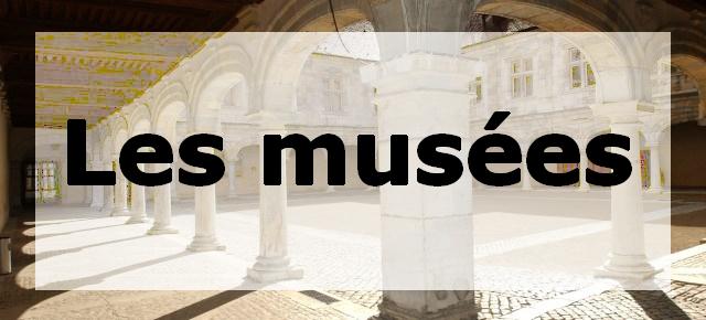 les musées logo