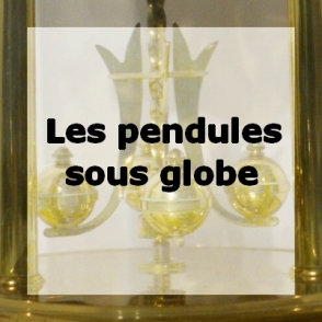 logo pendules sous globe