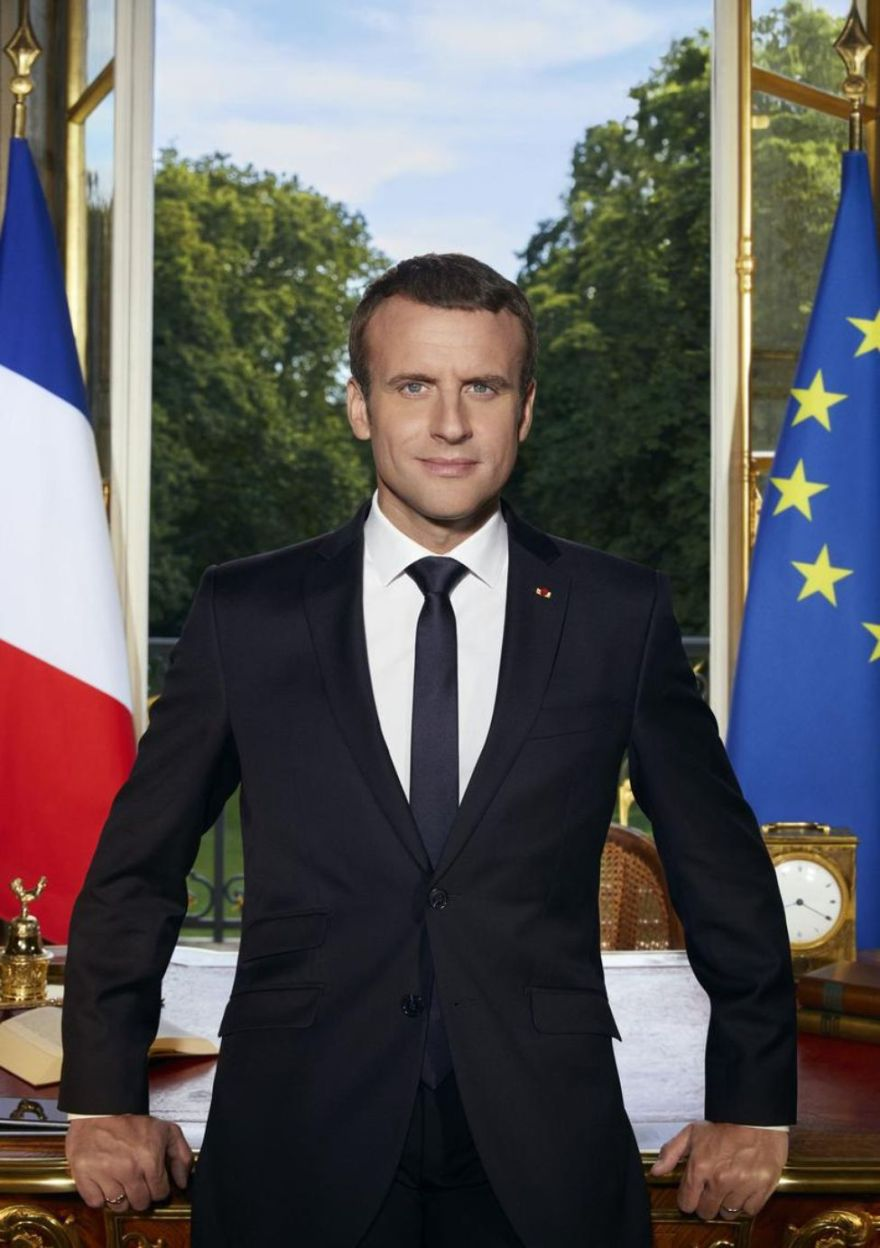 portrait officiel