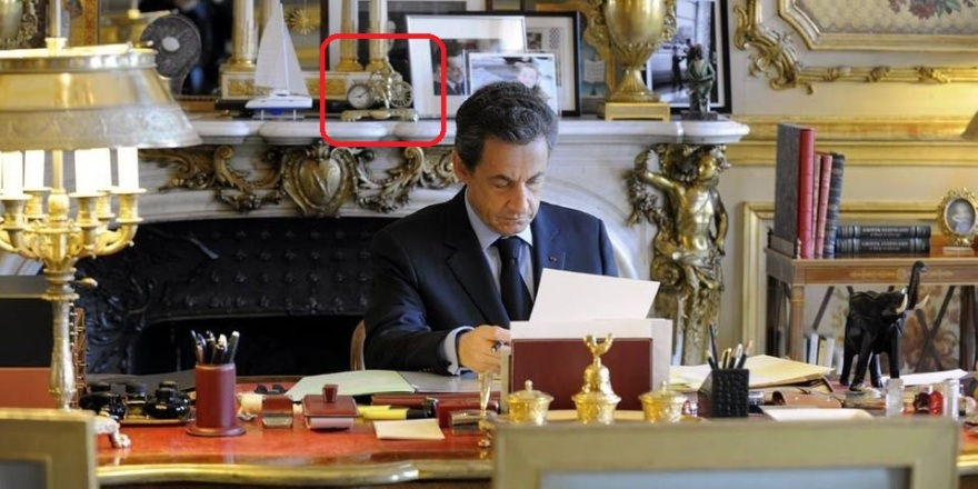 Sarkozy réveil